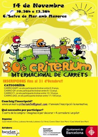 cartell criterium 15